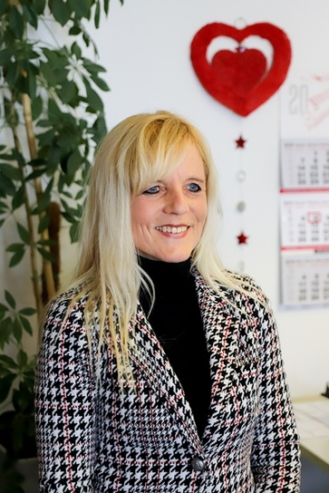 Suanne Müller Buchhalterin bei ept Peiting
