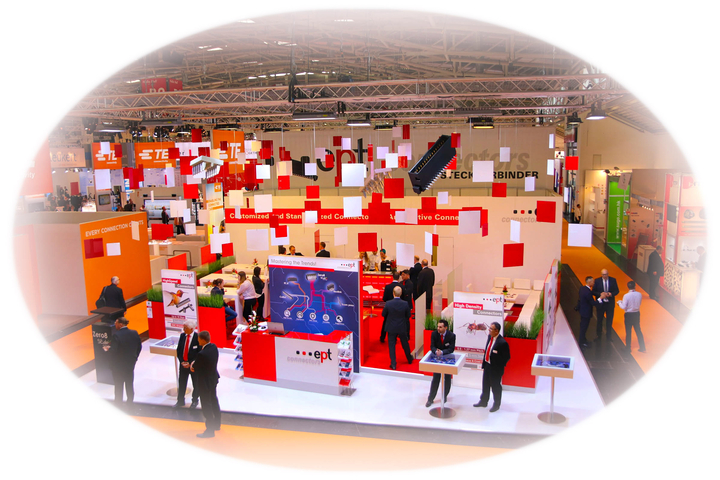 Die Electronica Messe 2018