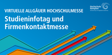 Virtulle Allgäuer Hochschulmesse am 21. April 2021